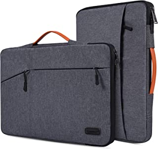 15.6 Inch Waterpoof Laptop Sleeve Case for Acer Aspire 5 A515/Aspire E 15/Chromebook 15, HP Envy x360/OMEN/Pavilion 15, MacBook Pro 16.1 inch, MSI, DELL, ASUS, 15.6