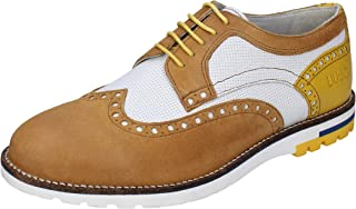 LIU JO Oxfords Mens Leather Brown