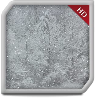 Heavy Snowfall HD - Freezy Cold Wallpaper & themes for TV