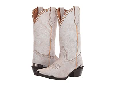 Laredo Shaylene (Off-White) Cowboy Boots