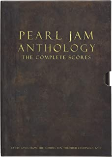 Pearl Jam Anthology - The Complete Scores: Deluxe Box Set