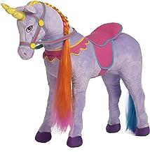 Rockin' Rider Sprinkles Stable Unicorn Plush, Purple