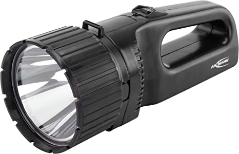 Ansmann Handheld Spotlight HS1000FR...