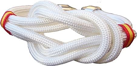 Pi2010 - Pulsera España Nudo Doble Blanco, 19cm / Cinta Bandera de ...