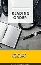 SERIES ORDER: Reading List Terry Brooks