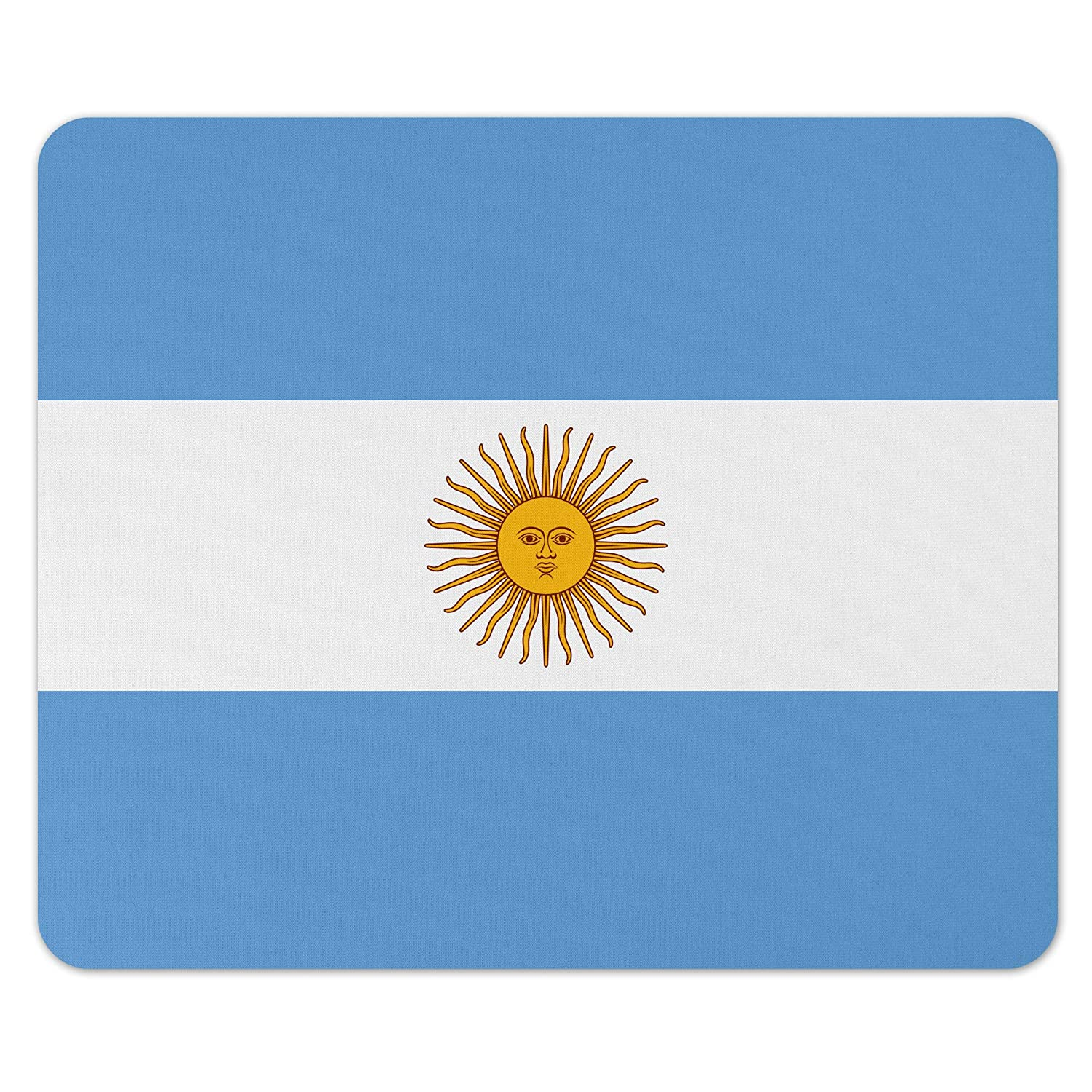 Max 84% OFF Argentina Flag Mouse Pad Choice
