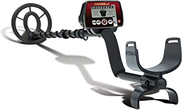 New Fisher F11 All Purpose Metal Detector