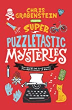 Super Puzzletastic Mysteries: Short Stories for Young Sleuths from Mystery Writers of America