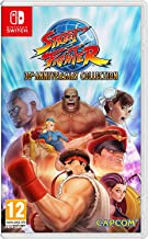 Street Fighter 30th Anniversary Conllection Nintendo Switch (Nintendo Switch)