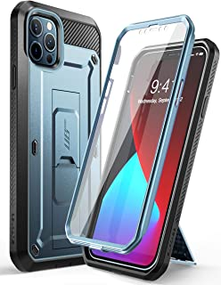 SupCase Unicorn Beetle Pro Series Case for iPhone 12 Pro Max (2020 Release) 6.7 Inch, Built-in Screen Protector Full-Body ...