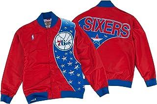 Philadelphia 76ers Mitchell & Ness Authentic 93-94 Warmup Premium Jacket