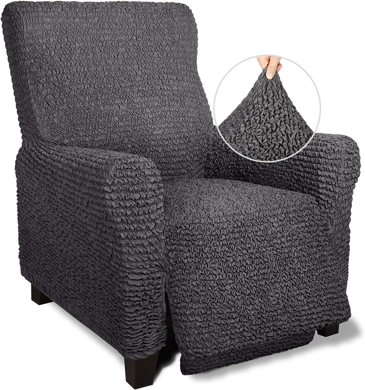 Recliner Slipcover - Chair Cover Rare Soft Fabri Polyester Max 65% OFF