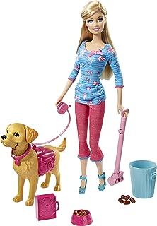 Barbie Potty Training Taffy Barbie Doll and Pet