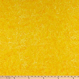 Timeless Treasures Tonga Batik Dazzle Scribble Solar Fabric
