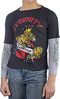 ed hardy shirt tiger