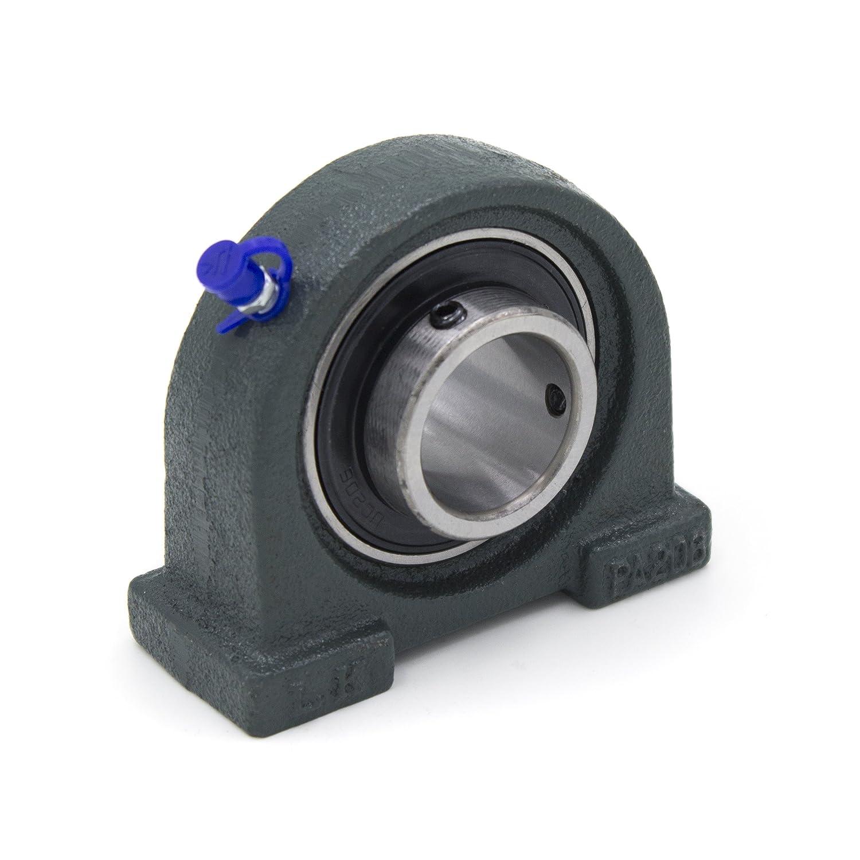 Stehlager UCP305 Hauptabmessungen nach internationaler Norm /Ø 25 mm