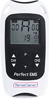 comprar comparacion TensCare Perfect EMS - Electroestimulador muscular ems con programas tens adicionales
