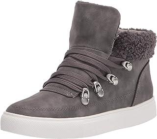 Report womens Adair Sneaker, Charcoal, 6 US