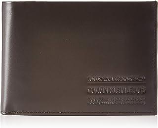 Calvin Klein CKJ BOX OFFICE BILLFOLD EXTRAHombreShoppers y bolsos de hombroNegro (Infinite Black) 9.5x2.5x12.2 centimeters...