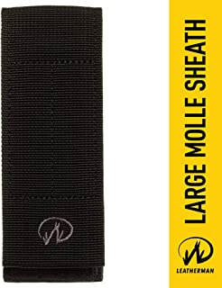 LEATHERMAN - MOLLE Compatible Large Nylon Sheath for Multitools, Fits 4