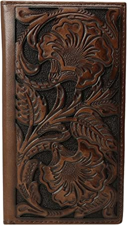 Rodeo Floral Embossed Wallet