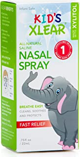 Xlear Kid's Nasal Spray with Xylitol, 0.75 fl oz