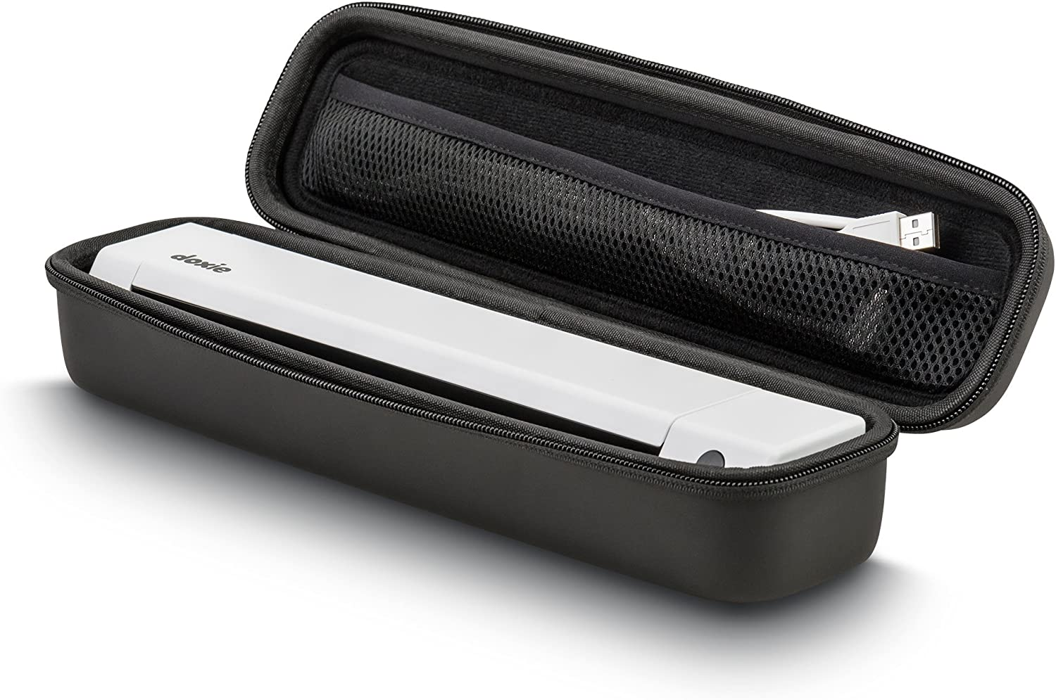 Doxie Go SE Carrying Case (with Integrated Cable Pocket)