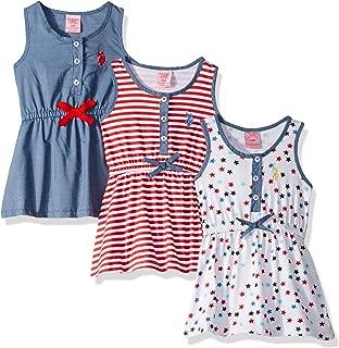 Baby Girl's 3 Pack Fashion Dress Dress