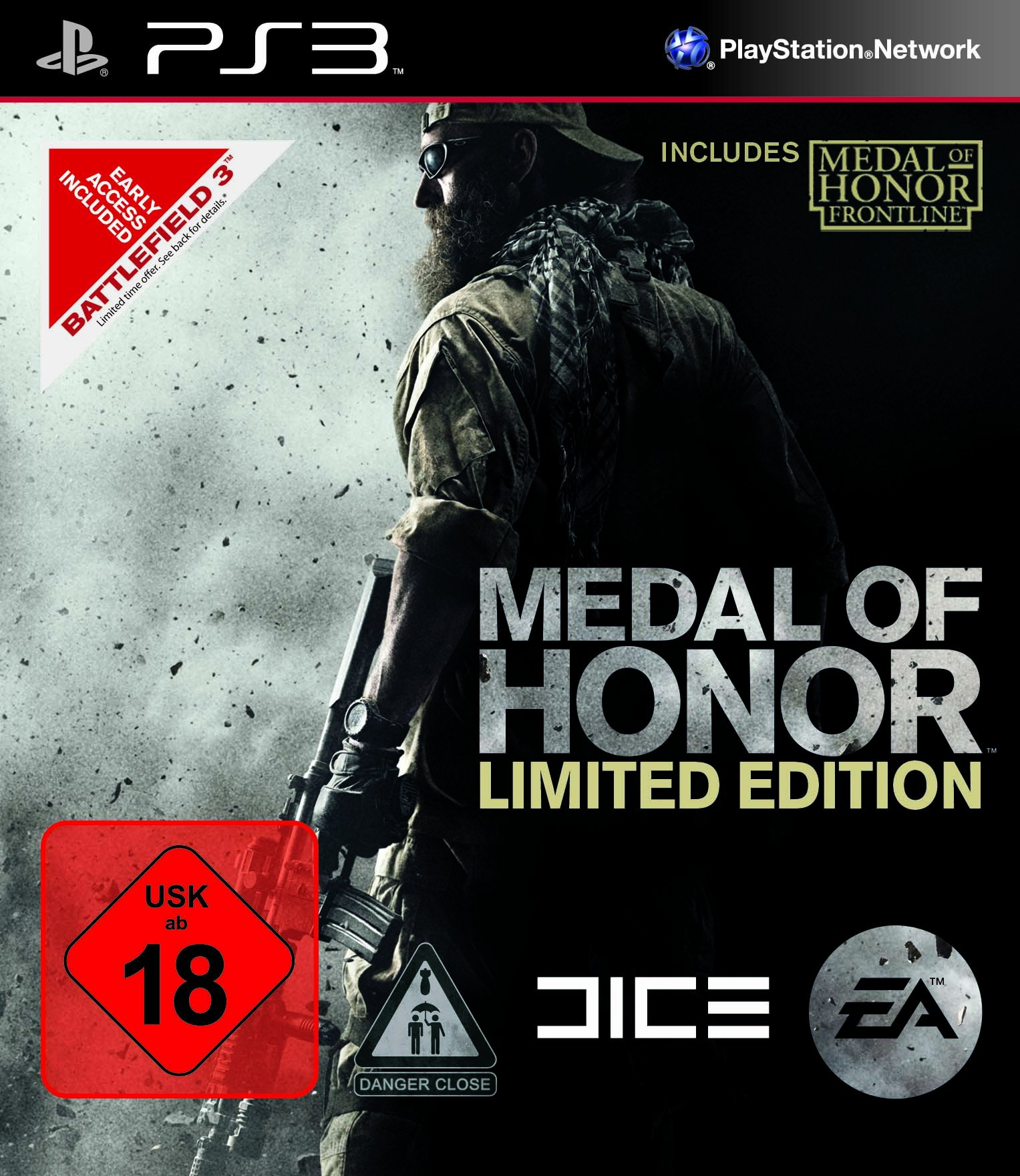 Medal of Honor: Limited edition (SEMINUEVO)