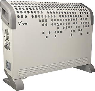 Ardes 461 - Calefactor (Calentador de ventilador, Blanco, 2000 W, 750 W, 220-240, 50-60)