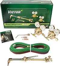 Victor Journeyman 450 Torch Kit Set CA2460 315FC SR450D Hose, 0384-0807 20' x 3/16