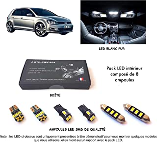 VINSTAR /Éclairage de bo/îte /à Gants LED pour BMW E90 E91 E92 E93 F25 F26