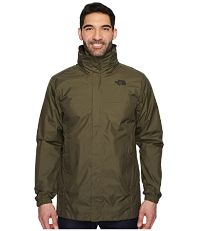 The North Face Resolve Parka (New Taupe Green) Men