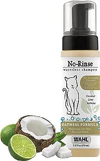 Wahl Cat No-Rinse Waterless Shampoo