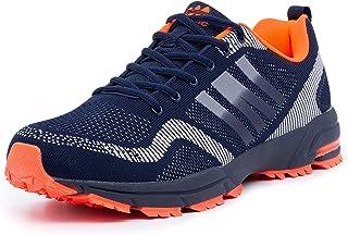 LEKANN 200 Mens Trainers Running Shoes Plus Size UK 12-14