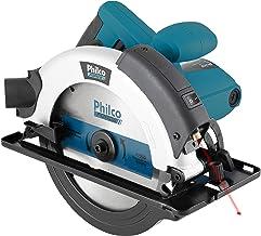Serra Circular Psc01 127V, Philco, SERRA CIRCULAR PSC01 127V 051101010, Azul/ Preto/ Cinza, 127V