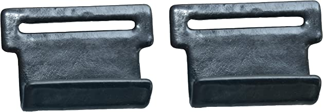 Rightline Gear Replacement Rear Car Clips – Attach The Car Back Carrier WITHOUT A Roof Rack