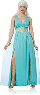 Costume Culture Women's Mythical Goddess Costume, Turquoise, Large