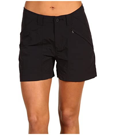 Royal Robbins Backcountry Short (Jet Black) Women