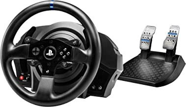 Thrustmaster T300RS - Volante Include 2-Pedali, Force Feedback, 270°-1080°, Eco-Sistema, PS4 / PS3 / PC. Funziona con Gioc...