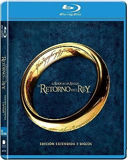El Señor De Los Anillos 3 (Ed. Extendida) (Bd) [Blu-ray]