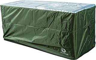 YardStash Deck Box Cover Large to Protect Your Deck Box: Suncast DBW9200 Deck Box Cover, Suncast DBW7300 Deck Box Cover, Suncast DB8300 Deck Box Cover