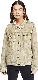 One Teaspoon Women's Safari Camo Bandits Jacket