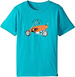 Quiksilver Kids - Beach Park Tee (Toddler/Little Kids)
