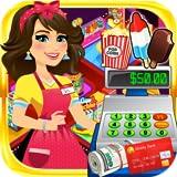 Supermarket Movie Cashier: Kids Shopping Games & Cash Register Simulator FREE