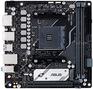ASUS Prime A320I-K Mini-ITX - Placa Base (zócalo AM4, USB 3.0, M.2, DP, HDMI)