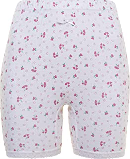 Mariposa Women's Cotton Inner Short Tights With Prints