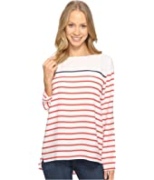 NYDJ - Ibiza Striped Top