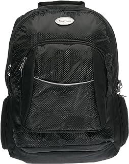 Lightpak Business Rucksack ADVANTAGE, Laptoprucksack aus Nylon für 17 Zoll Notebook, inkl. Regenschutz Sac à dos loisir 49...