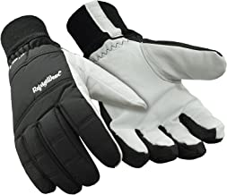 RefrigiWear Insulated Tricot Lined High Dexterity Gloves with Touch-Rite Nib for Touchscreen Capability
